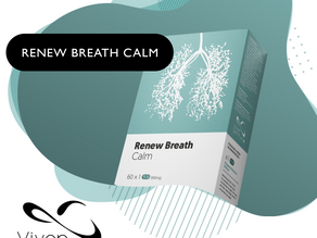 Renew Breath Calm: regulador da ansiedade