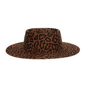 Hat Affair Leopard SS21
