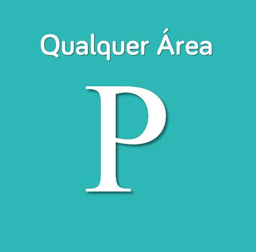 Áreas P - Preço p/ sessão