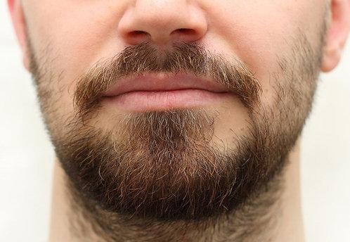 5 Sessões Barba Completa (Barba + Pescoço)