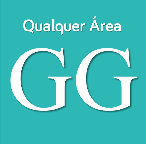 Áreas GG - Preço p/ sessão