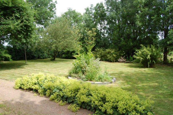 Tuin (oostzijde)