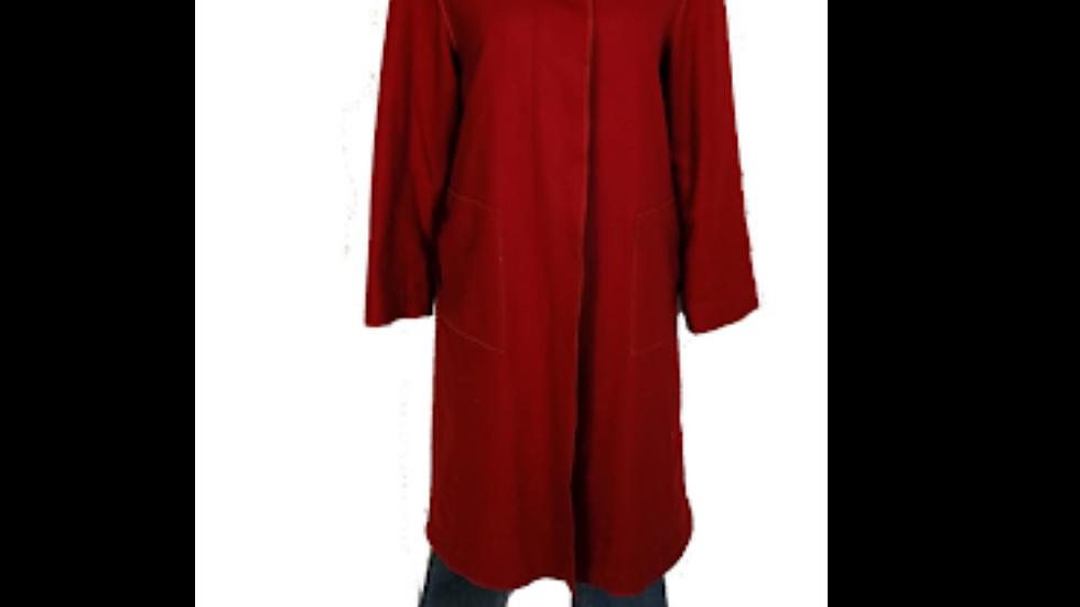 Abrigo caperuzo Rojo