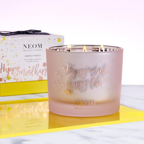 NEOM Candle Perfect Peace 3 Wick