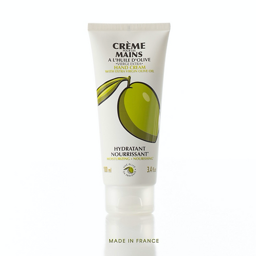 Hand Lotion with Olive Oil 100ml