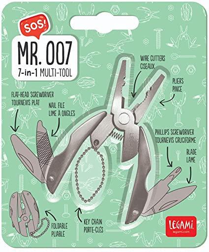 007 In 1 Multi Tool