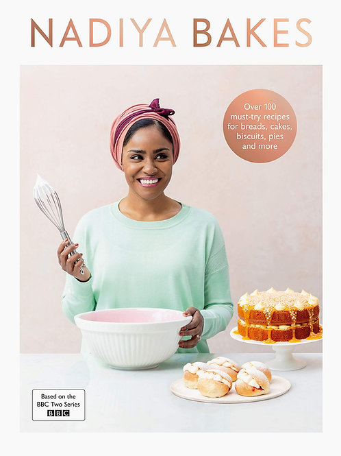 Nadiya Bakes Cookbook