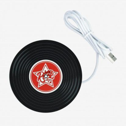 Mug Warmer USB Vinyl Record