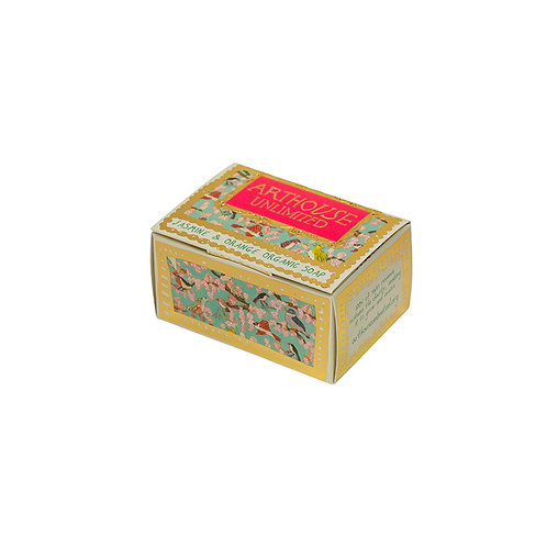 Organic Soap Blooming Marvellous 100g