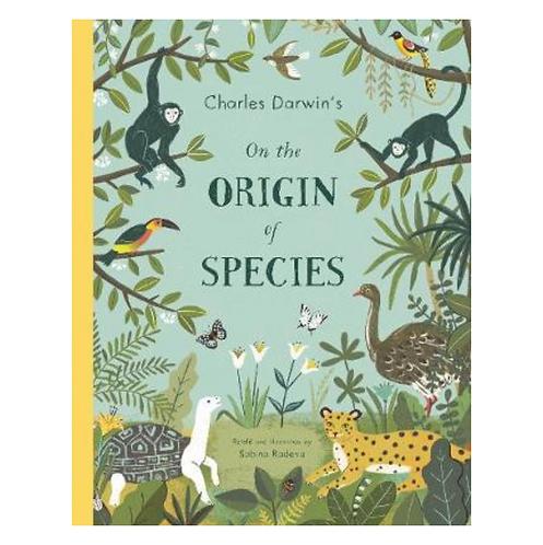 On The Origin of Species Book