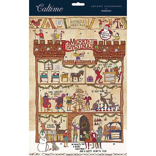 Hysterical Heritage Advent Calendar