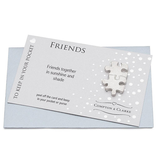 Friends Pocket Charm