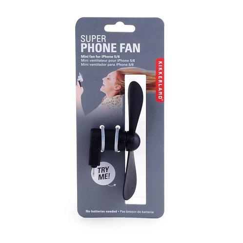 iPhone Fan Black