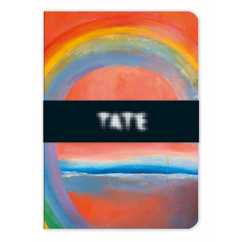 Tate Notebook Rainbow Painting