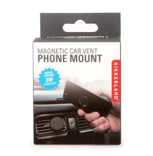 Car Vent Magnetic Phone Mount