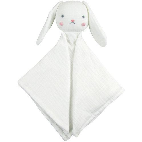 Albetta Muslin Bunny Comforter