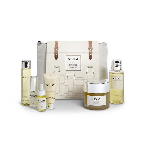 NEOM Wellbeing Discovery Collection