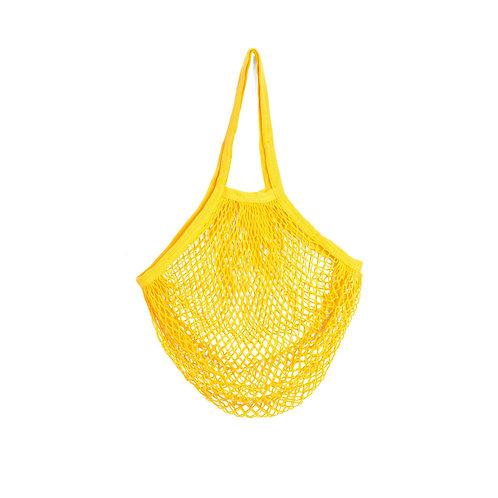 Yellow Cotton Market Bag