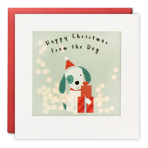 From the Dog Christmas Card