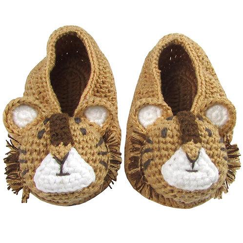 Albetta Tiger Booties