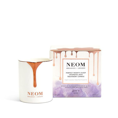 NEOM Perfect Night Sleep Intensive Skin Treatment Candle