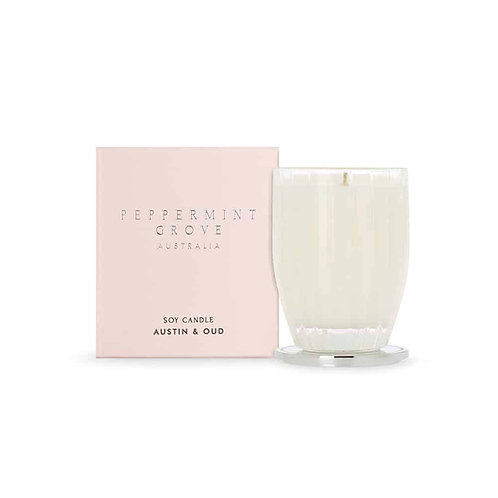 Peppermint Grove Freesia And Berries Candle