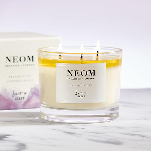 NEOM Candle Tranquility (3 Wick) 420g