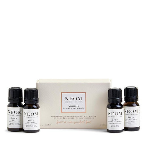 NEOM Essential Oil Set Of 4