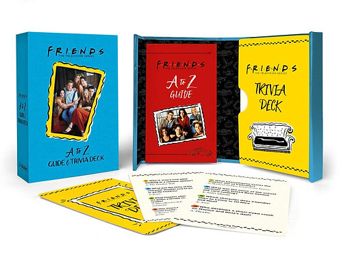 FRIENDS A-Z Guide And Trivia Pack