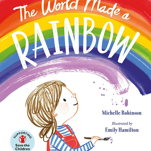 The World Made A Rainbow Book