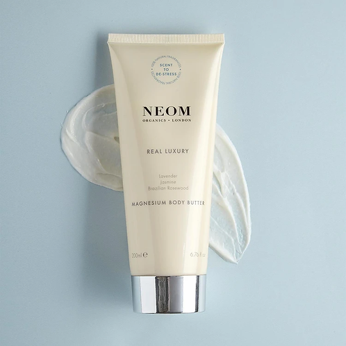 NEOM Magnesium Body Butter Real Luxury 200ml