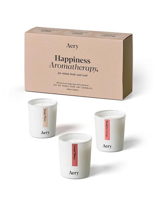 Aery Happiness Aromatherapy Gift Set
