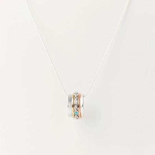 Rajput Empowerment Spinning necklace