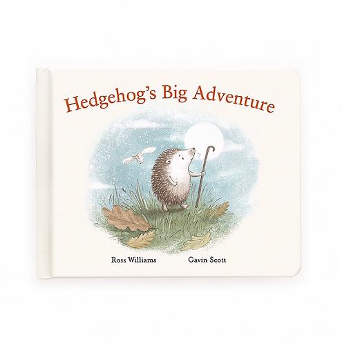 Hedgehogs Big Adventure Book