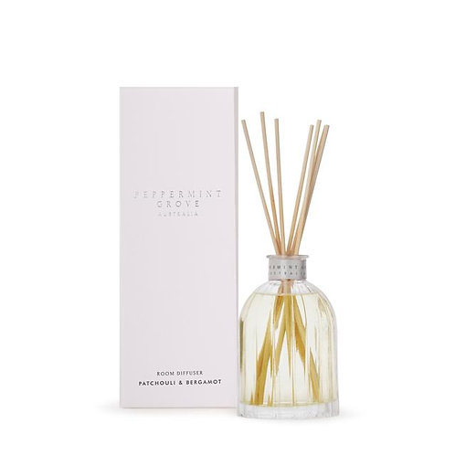 Peppermint Grove Patchouli And Bergamot Diffuser