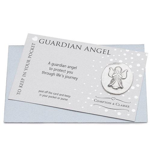 Guardian Angel Pocket Charm