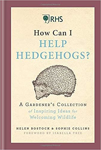 How Can I Help Hedgehogs RHS Book