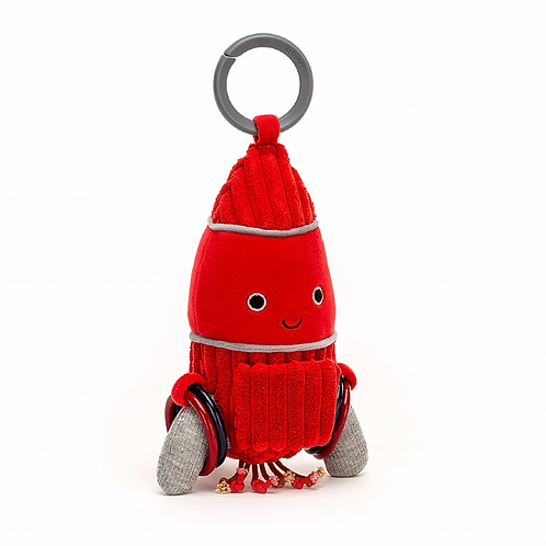 Jellycat Rocket Activity Toy