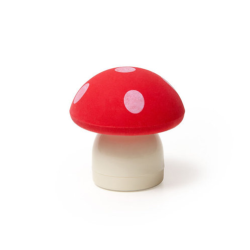 Mushroom Eraser And Sharpener