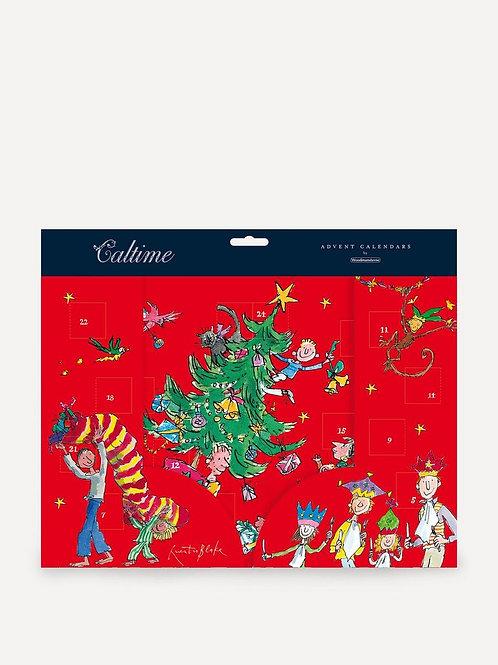 3D Family Christmas Advent Calendar