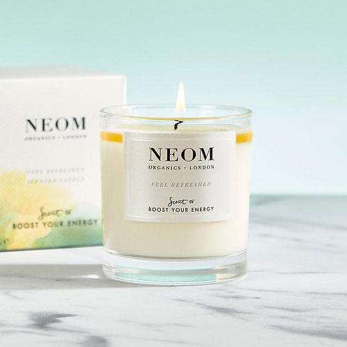 NEOM Candle Feel Refreshed 185g