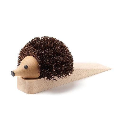 Hedgehog Brush Doorstop