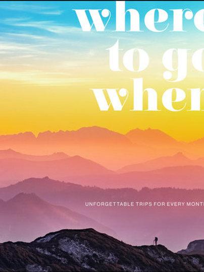 Where To Go When Book