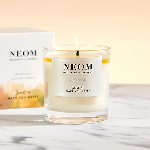 NEOM Candle Happiness 185g