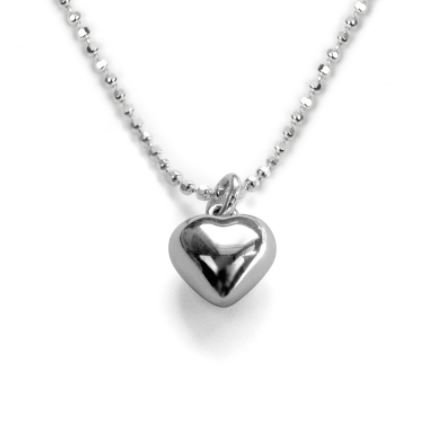 Child's Heart Necklace