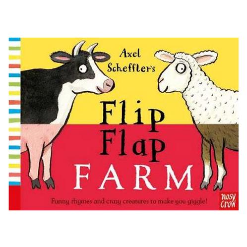 Axel Scheffler's Flip Flap Farm Book