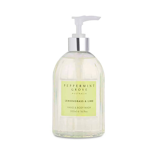 Peppermint Grove Leomongrass And Lime Hand And Body Wash