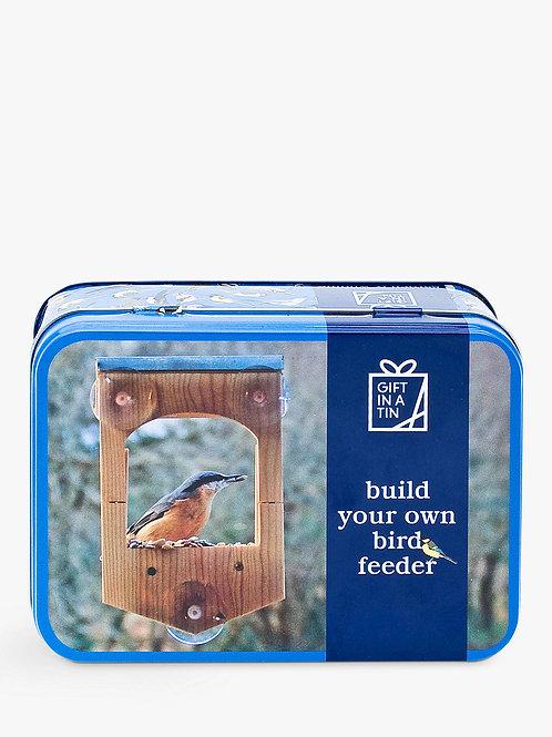 Build Your Own Bird Feeder Tin