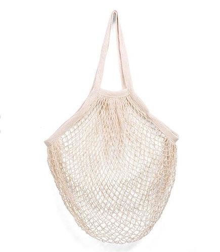 Neutral Cotton Market Bag