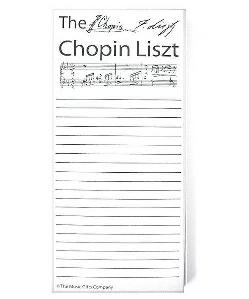 Pad Chopin Liszt